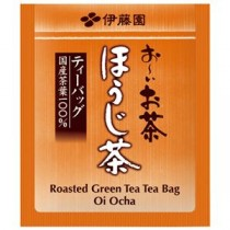 (まとめ)伊藤園 ほうじ茶ティーバッグ 20パック入【×10セット】