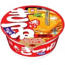 (まとめ)マルちゃん 赤いきつねうどん 関東風つゆ 1箱(96g×12個)【×2セット】