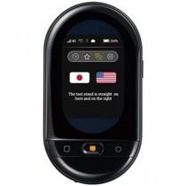 キングジム ポータブル型翻訳機ワールドスピーク + グローバルSIM(3GB)HYP10-G3クロ 1台