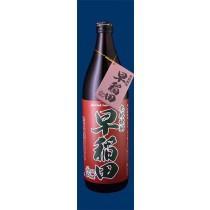 本格焼酎【早稲田(赤ラベル)】900mℓ