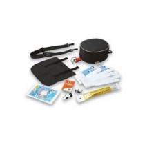 コクヨ 救急用品セット(防災の達人) ヘルメットタイプ DRK-SH1D 1セット